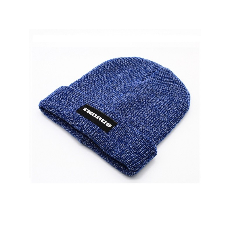 HEATHER BLUE BEANIE