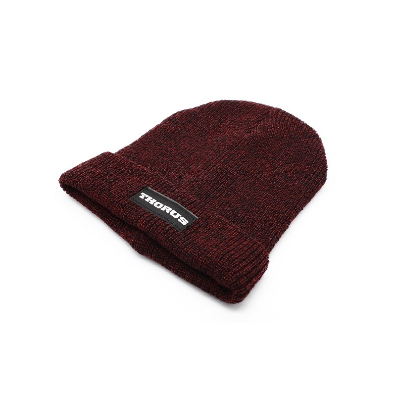 BONNET BURGUNDY HEATHER