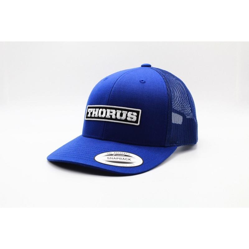 ROYAL BLUE TRUCKER CAP