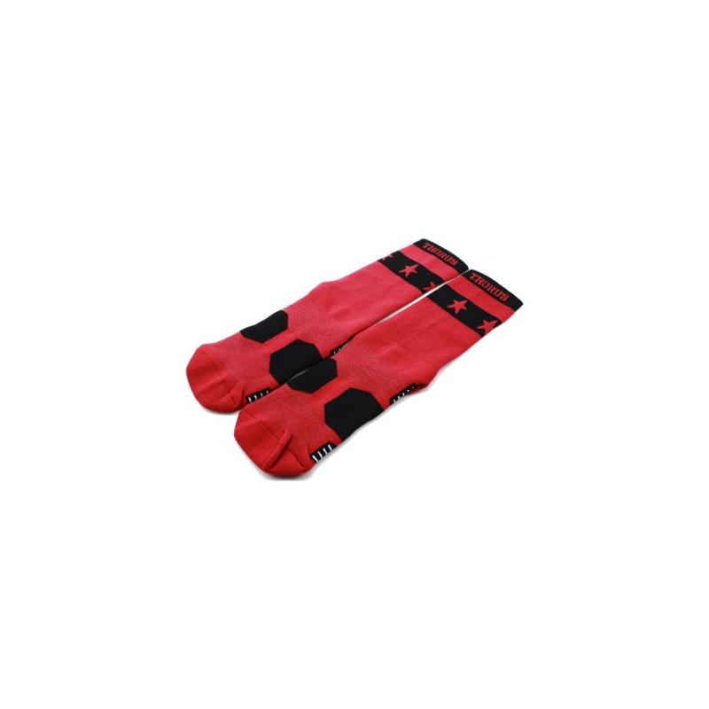 RED TECHNICAL SOCKS