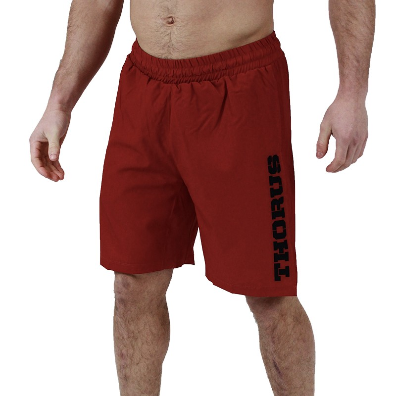 SHORT ELITE RED