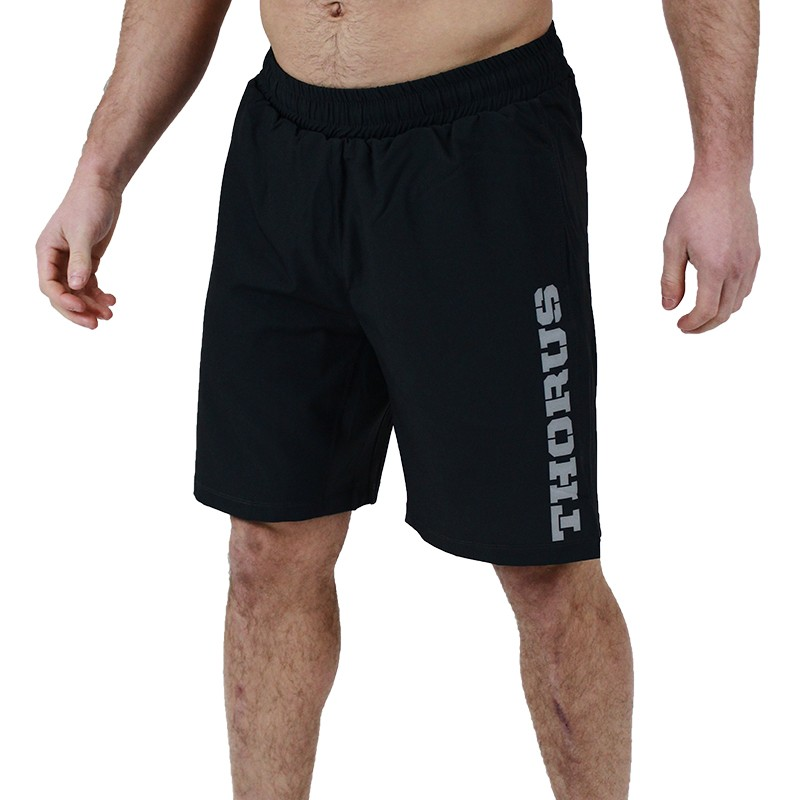 SHORT ELITE DARK GREY