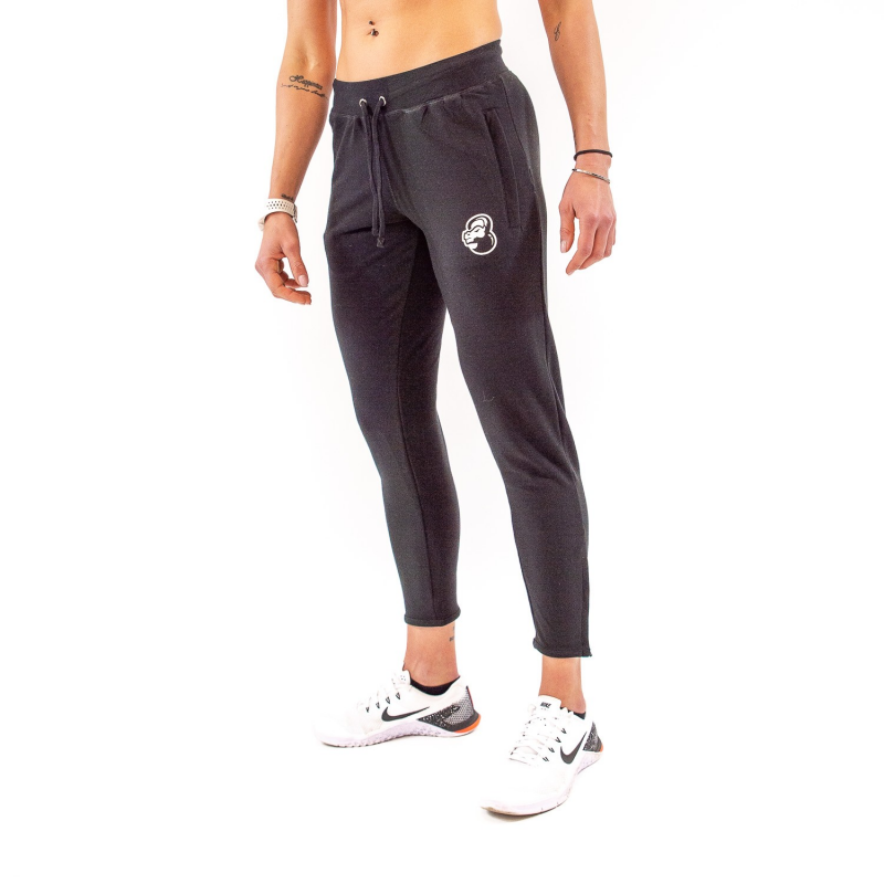 BLACK SWEAT PANT TRAINING WOMEN
