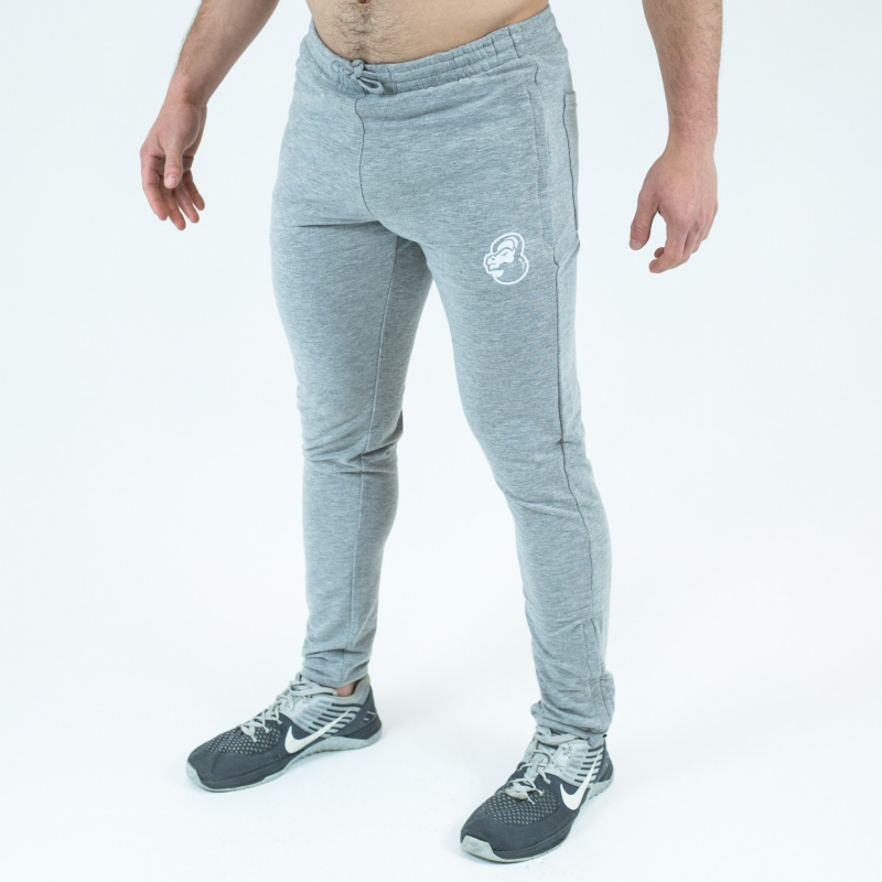 JOGGING TRANING MEN LIGHT GREY