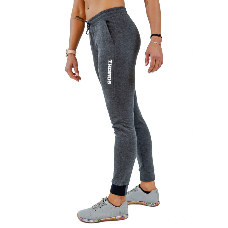 JOGGING PERFORMANCE DARK GREY WOMEN