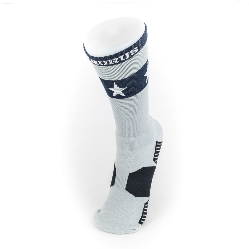 GREY TECHNICAL SOCKS