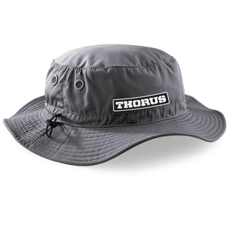 GREY BUCKET HAT 2.0